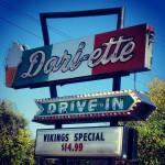 Dari-Ette Drive In in Saint Paul