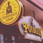 Potbelly Sandwich Shop in Washington