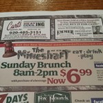 Mineshaft Restaurant & Bar in Hartford, WI