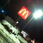 McDonald's in White River Junction