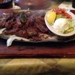 El Paso Cafe in Arlington, VA