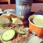 Bruegger's in Edina