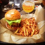 Worthy Burger in South Royalton, VT