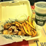 Wing Stop in Long Beach