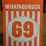 Whataburger in Alvin
