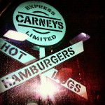 Carneys Restaurant in West Hollywood, CA