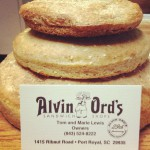 Alvin Ord's Sandwich Shop in Port Royal, SC