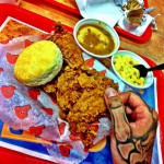 Popeye's Chicken in Highland