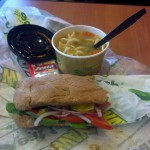 Subway Sandwiches in Soledad