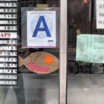 A-1 Pizza Shop in New York