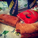 Subway Sandwiches in Salinas