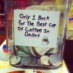 Coffee Co in Dallas