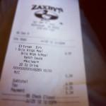 Zaxby's in Mcdonough, GA