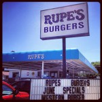 Rupe's Burgers in Blackfoot, ID