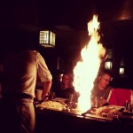 Shogun Steak House in Tulsa