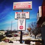 West Street Burger in Wichita