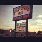 Cuauthemoc Cafe in El Paso