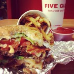 Five Guys Burgers and Fries in Renton