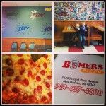 Boomers Pizza in New Hudson