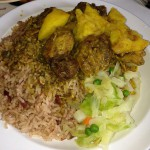 Caribbean Jerk Cuisine in Houston