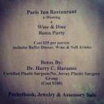 Paris Inn Restaurant in Wayne, NJ