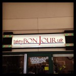 Bonjour Cafe Bakery in Chicago, IL