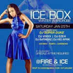 Fire And Ice in Cambridge, MA