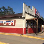 Big James Bar B Que in Texarkana