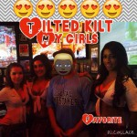 Tilted Kilt Pub & Eatery in Orange