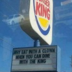 Burger King in Lagrange