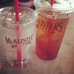 McAlister's Deli in Myrtle Beach