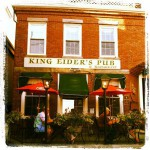 King Eider's Pub in Damariscotta
