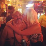 The Knuckle Saloon in Sturgis