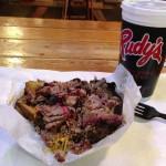 Rudy's in Pharr