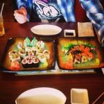 Aka Sushi in Bristow