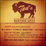 Teds Montana Grill in Jacksonville, FL