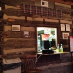 Log Cabin Barbque in Elkton, VA