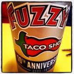 Fuzzy's Taco Shop in Rowlett, TX