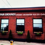 Fairgrounds Roastery Cafe in Etobicoke, ON