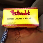 Bojangles in Laurens, SC