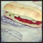 Burger King in Norwood
