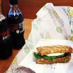 Subway Sandwiches in Edmond