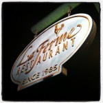 La Ferme Restaurant in Chevy Chase, MD