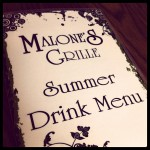 Malone's Grande Grille in Scotts Valley, CA