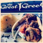 The Great Greek Restaurant in Sherman Oaks