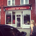 Merrimac House of Pizza in Merrimac