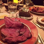 House of Prime Rib in San Francisco