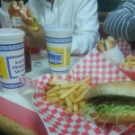 Mike's Hamburgers in La Mirada, CA