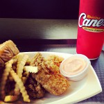 Raising Cane's Chicken Fingers in Houston
