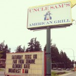 Uncle Sams Bar and Grill in Spanaway